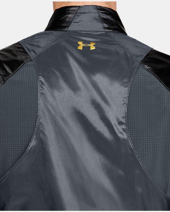 Men's UA Perpetual Jacket, Gray, pdpMainDesktop image number 7