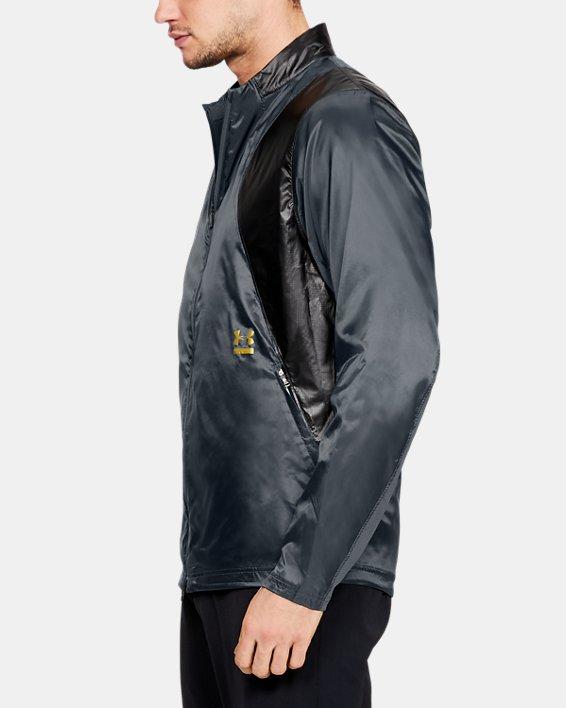 Men's UA Perpetual Jacket, Gray, pdpMainDesktop image number 3