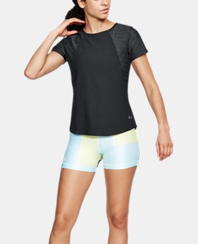 New Arrival Women's UA Vanish Disrupt Mesh Short Sleeve  3 Colors $50