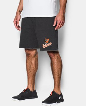 Men's Baltimore Orioles Fleece Shorts  1 Color $34.99