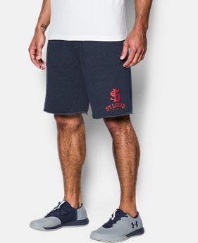 Men's St. Louis Cardinals Fleece Shorts  1 Color $34.99