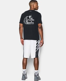 Men's UA Net Service T-Shirt  1 Color $14.24