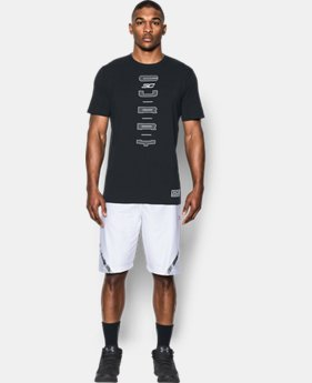 Men's SC30 Vertical T-Shirt  1 Color $20.24