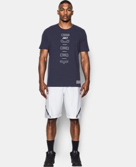 New to Outlet Men's SC30 Vertical T-Shirt  1  Color Available $26.24