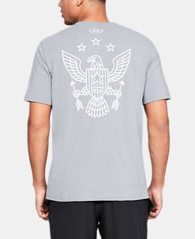 Men's UA Freedom Eagle Arrows T-Shirt  1  Color Available $25