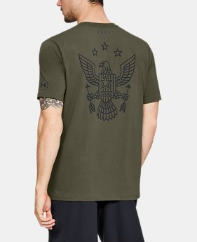Men's UA Freedom Eagle Arrows T-Shirt  3  Colors Available $25