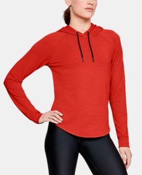 Women's UA Featherweight Fleece Oversize Hoodie  4  Colors Available $60