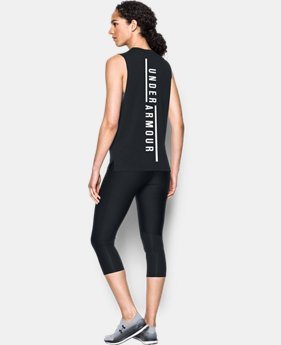 Women's UA Skinny Branded Muscle T  1 Color $12.74 to $17.24