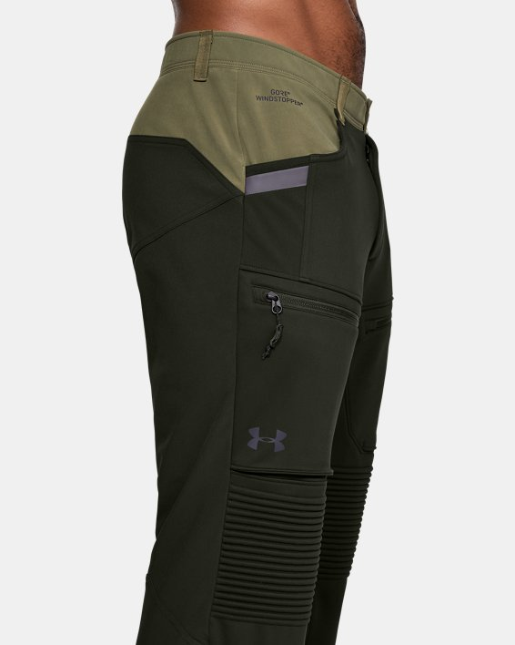 Men's Ridge Reaper® WINDSTOPPER® Pants, Green, pdpMainDesktop image number 7