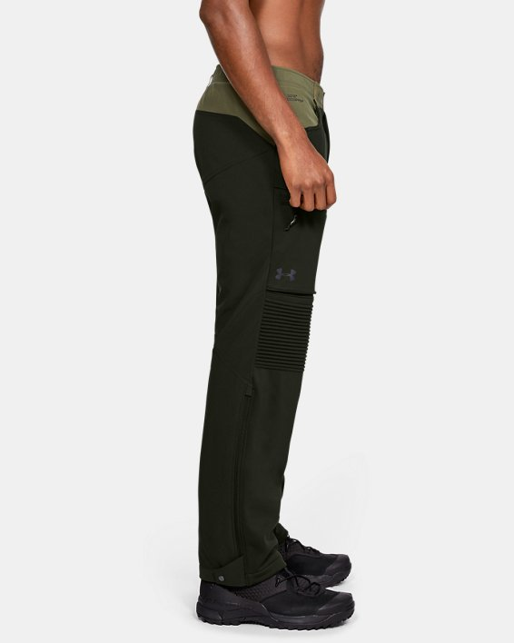 Men's Ridge Reaper® WINDSTOPPER® Pants, Green, pdpMainDesktop image number 3