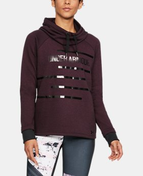 New Arrival Women's Threadborne Fleece Fashion Hoodie  1 Color $59.99