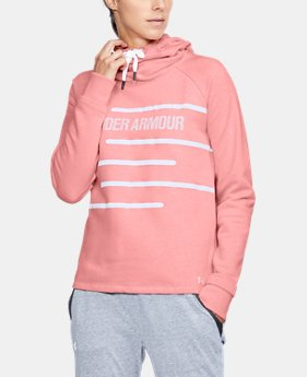 New to Outlet Women's Threadborne Fleece Fashion Hoodie LIMITED TIME OFFER 2 Colors $39.98