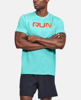 New Arrival Men's UA Front T-Shirt  2  Colors $35