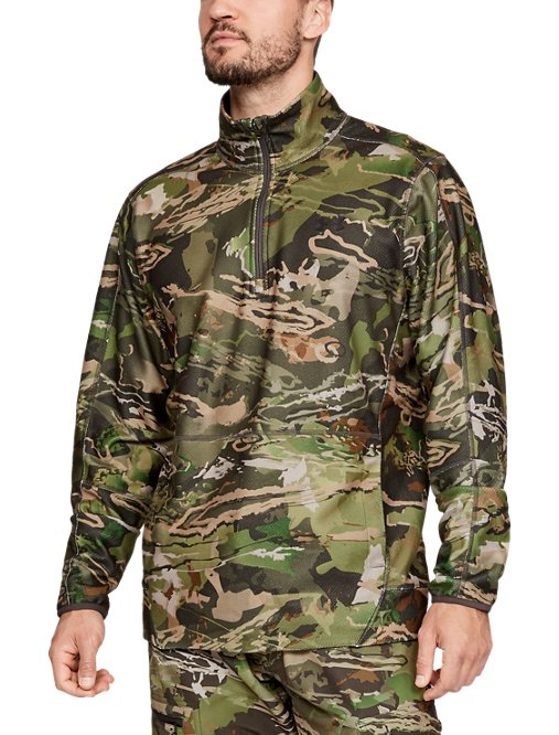 50daf8d7bd6ec This review is fromMen's UA Zephyr Fleece Camo ¼ Zip.