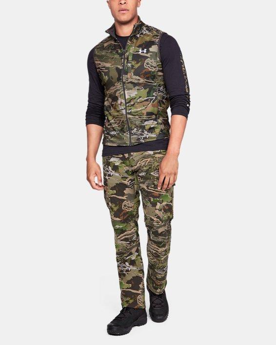 Men's UA OffGrid Fleece Camo Vest, Misc/Assorted, pdpMainDesktop image number 1
