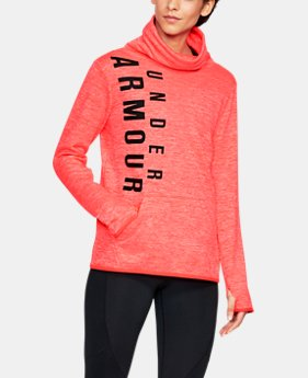 Women's  Armour Fleece® Graphic Twist Pullover  1 Color $54.99