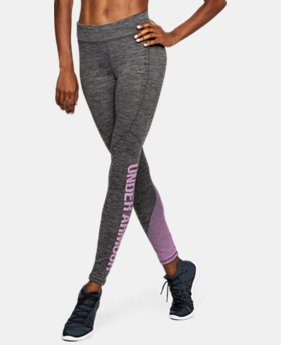 New Arrival Women's ColdGear® Armour Leggings  1 Color $54.99