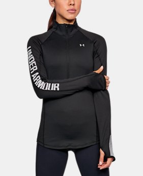 Women's ColdGear® Armour 1/2 Zip  2 Colors $64.99