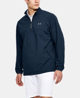 Men's UA Storm WindStrike ½ Zip  3  Colors $85