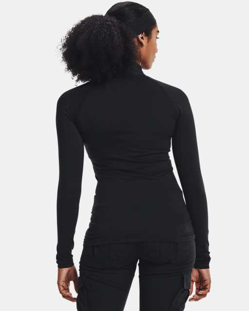 Women's UA Tactical Reactor Mock Base Long Sleeve Shirt