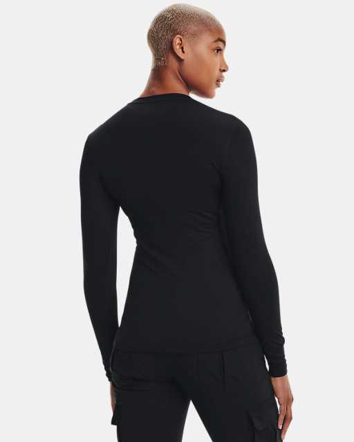 Women's UA Tactical Crew Base Long Sleeve Shirt