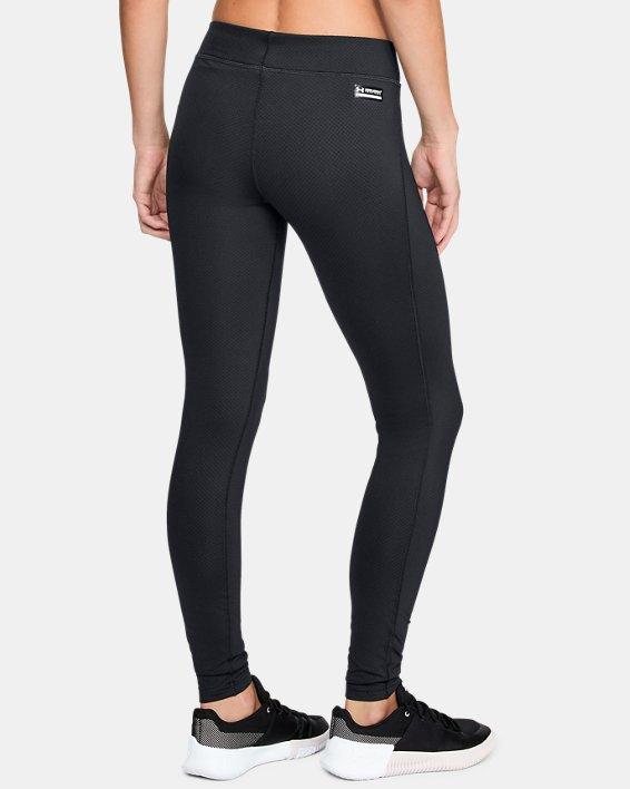 Women's UA Tactical Base Leggings, Black, pdpMainDesktop image number 2