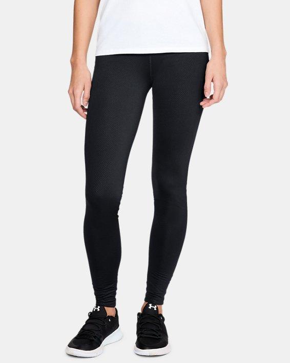 Women's UA Tactical Base Leggings, Black, pdpMainDesktop image number 0