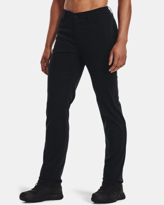 Pantaloni UA Enduro da donna, Black, pdpMainDesktop image number 1