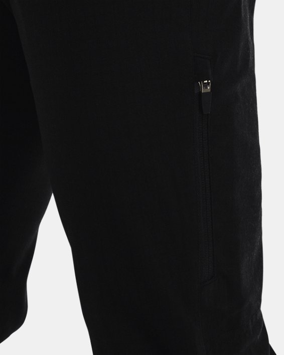 Pantaloni UA Enduro da donna, Black, pdpMainDesktop image number 3