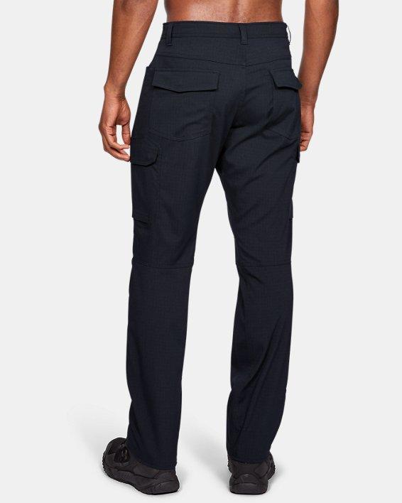 Men's UA Enduro Cargo Pants, Black, pdpMainDesktop image number 1