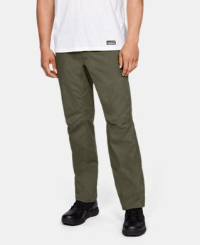 Men's UA Enduro Pants  4  Colors Available $90