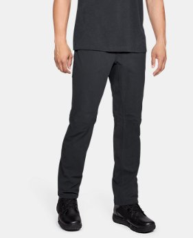 Men's UA Guardian Pants  3  Colors Available $70