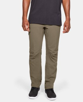 Men's UA Guardian Pants  4  Colors Available $70
