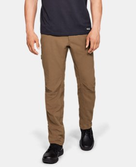 Men's UA Guardian Pants  1  Color Available $70