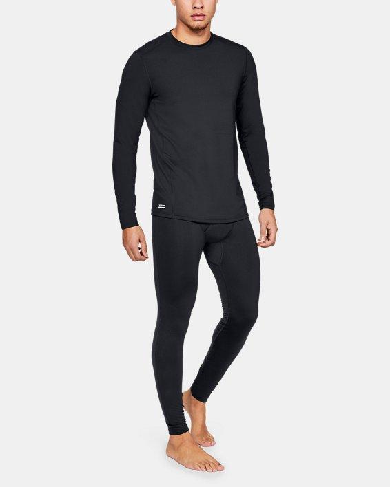 Men's UA Tactical Base Leggings, Black, pdpMainDesktop image number 1