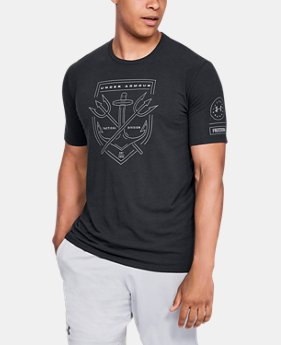 Men's UA Tac Graphic 1 T-Shirt   $30