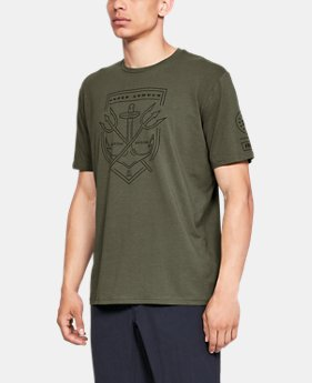 New Arrival Men's UA Tac Graphic 1 T-Shirt  2  Colors Available $25