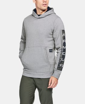 Men's UA Threadborne™ Speed Hitt Hoodie LIMITED TIME OFFER 1 Color $41.99