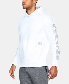 New Arrival Men's UA Threadborne™ Speed Hitt Hoodie  1 Color $59.99
