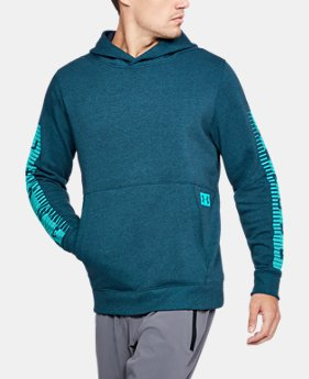 New to Outlet Men's UA Threadborne™ Speed Hitt Hoodie LIMITED TIME OFFER 1 Color $41.99