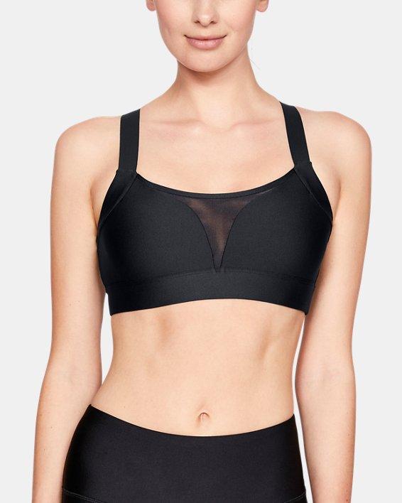Women's UA Sport Bralette, Black, pdpMainDesktop image number 0
