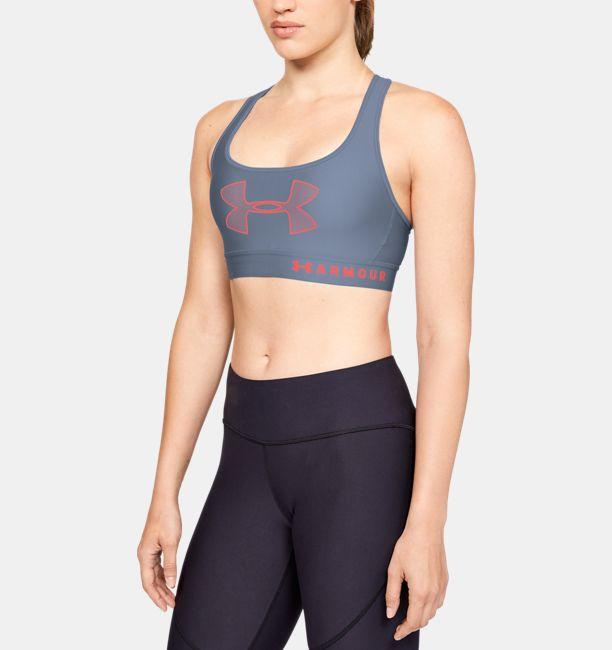 f802e79f50 Women s UA Crossback Graphic Sports Bra