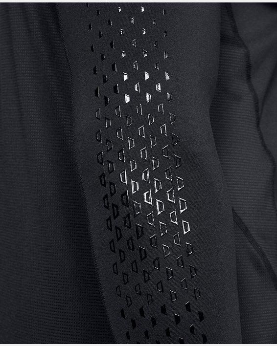 Men's UA Hockey Long Sleeve Grippy, Black, pdpMainDesktop image number 7