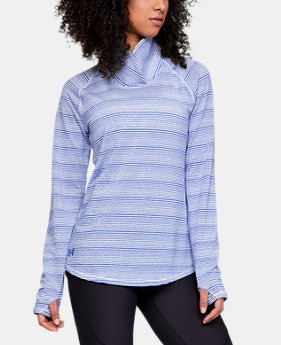 Women's UA Zinger Pullover  1  Color Available $60