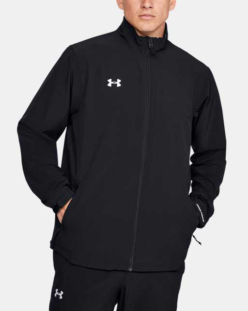 Men's UA Hockey Warm Up Jacket