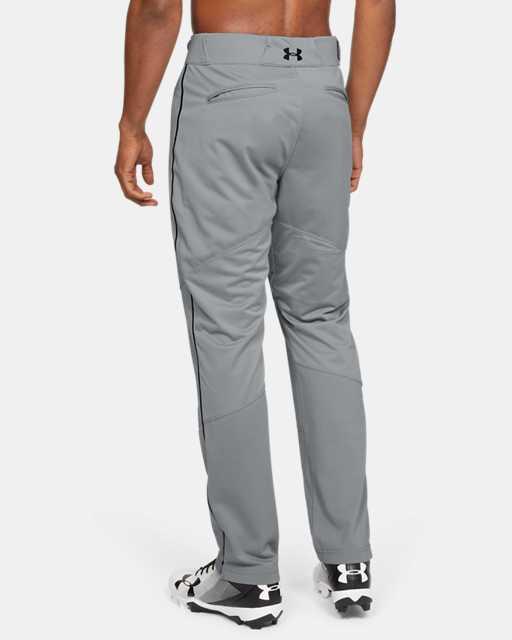 Men's UA Ace Relaxed Piped Baseball Pants