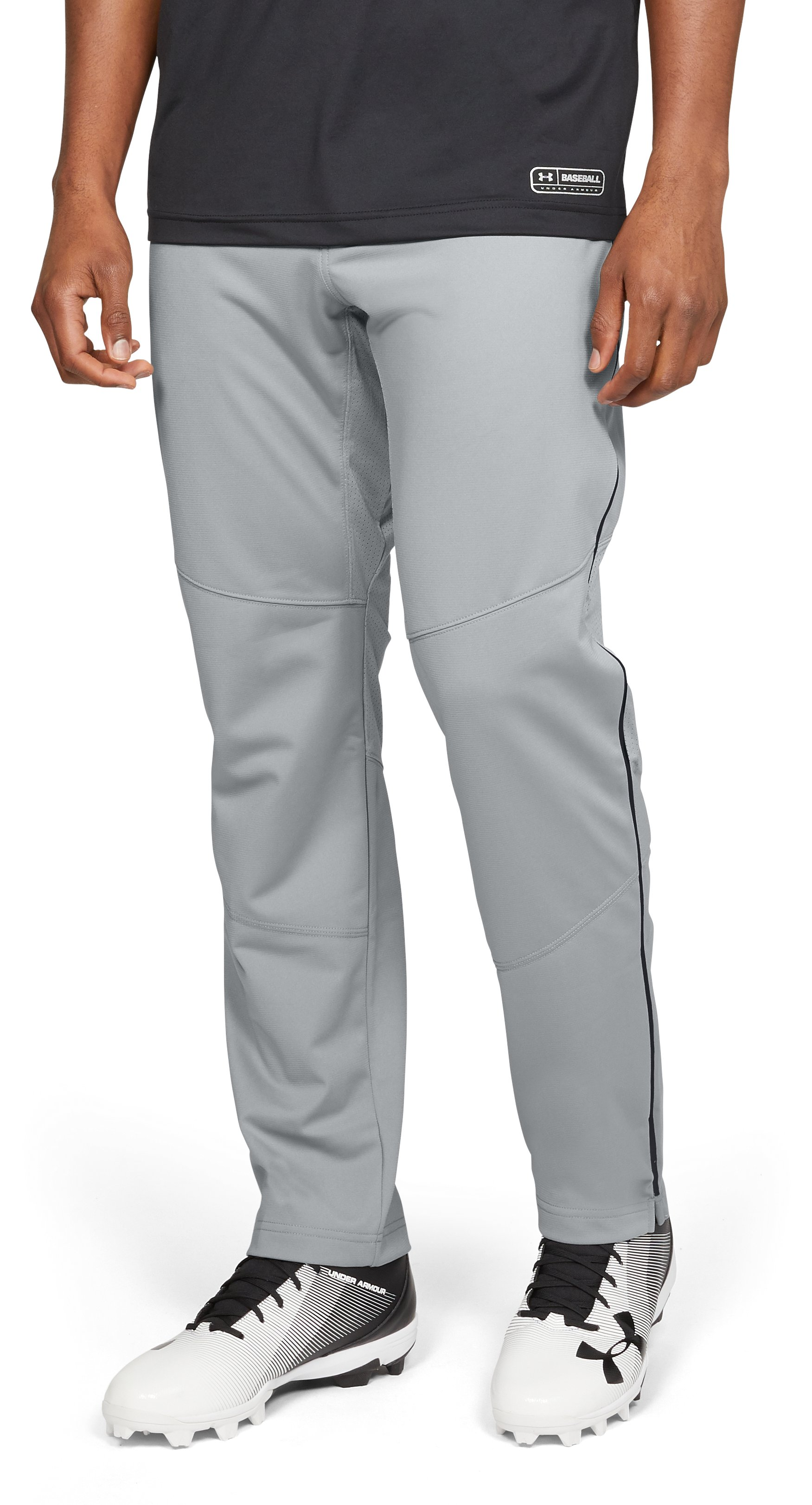 Men's UA Ace Relaxed Piped Baseball Pants 2 Colors $45.00