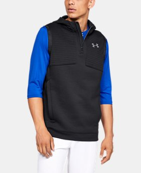 New Arrival  Men's UA Ace Cage Vest  1  Color Available $120