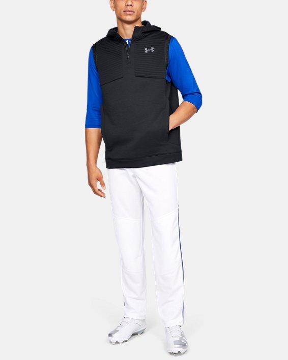 Men's UA Ace Cage Vest, Black, pdpMainDesktop image number 1