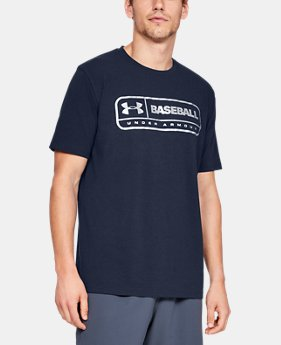 New Arrival Men's UA LockerTag Short Sleeve Shirt  1  Color Available $25